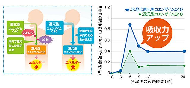 コエンザイムQ10図