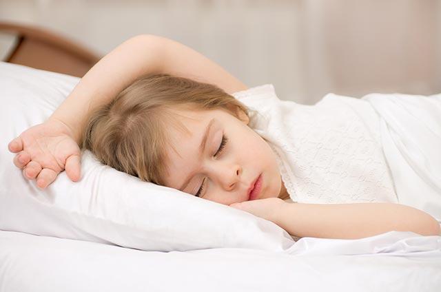 しっかり休養して疲労を回復
